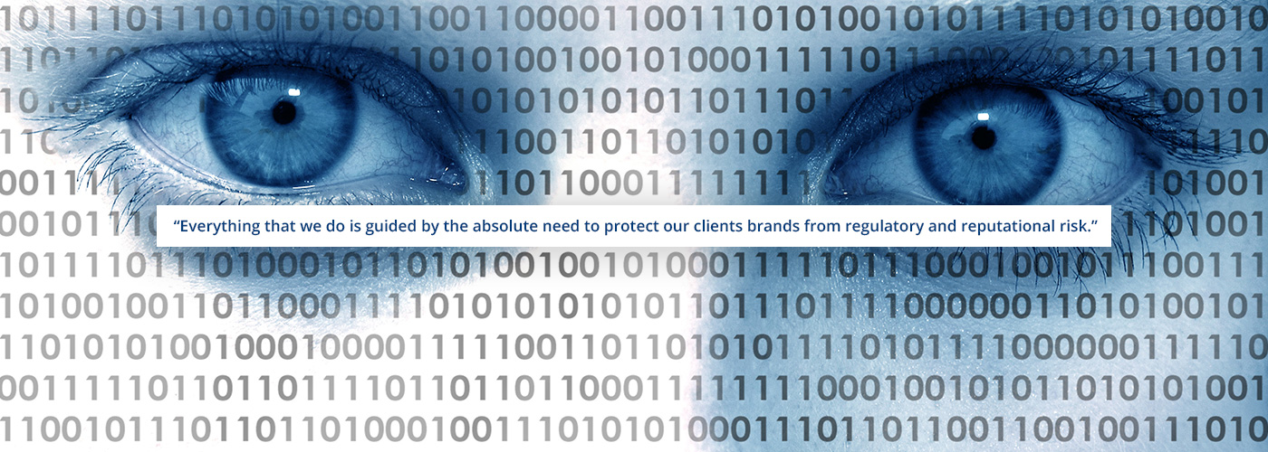 Client Brand Protection From Robertson and Co